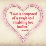 happy valentines day qiotes